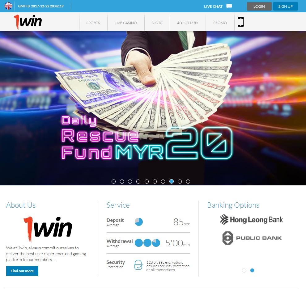WinningBoy Online Casino Malaysia & Singapore